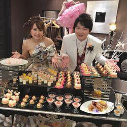 ストリングスホテル名古屋 披露宴②の写真 20枚目