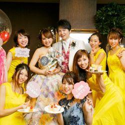 ストリングスホテル名古屋 披露宴②の写真 8枚目