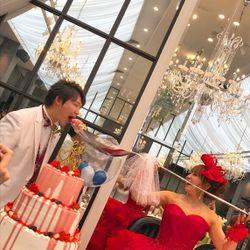 ストリングスホテル名古屋  披露宴①の写真 1枚目