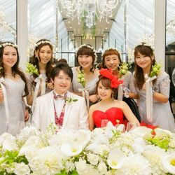 ストリングスホテル名古屋  披露宴①の写真 11枚目
