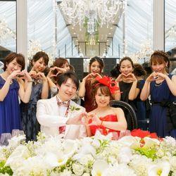 ストリングスホテル名古屋  披露宴①の写真 9枚目