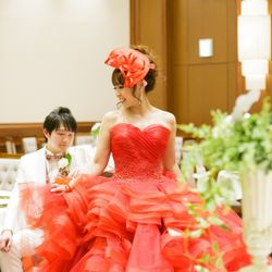前撮り ストリングスホテル名古屋の写真 1枚目