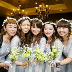 ストリングスホテル名古屋 挙式の写真 10枚目