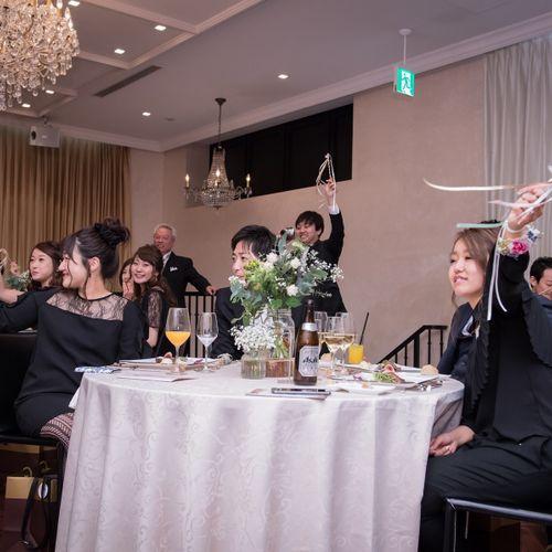 南青山サンタキアラ教会での披露宴の写真 12枚目
