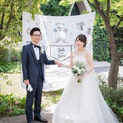 挙式~アフターセレモニーの写真 1枚目