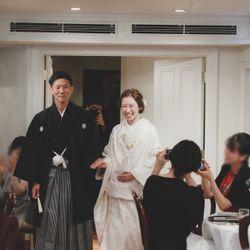 披露宴の写真 4枚目