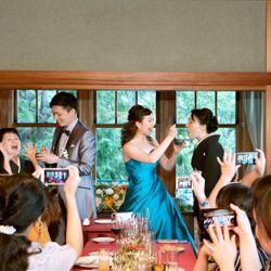 神戸迎賓館旧西尾邸での披露宴の写真 2枚目