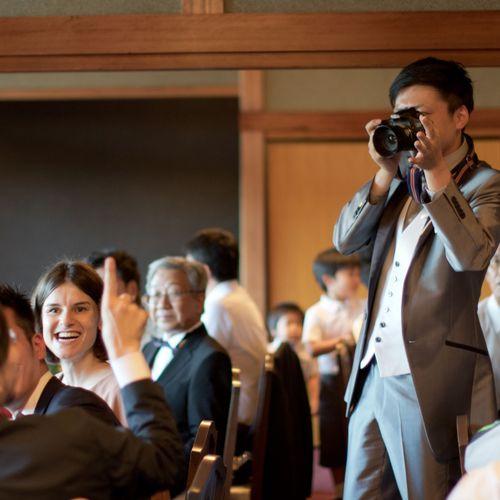 神戸迎賓館旧西尾邸での披露宴の写真 21枚目