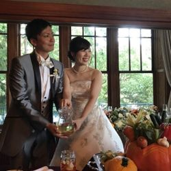 神戸迎賓館旧西尾邸での披露宴の写真 27枚目