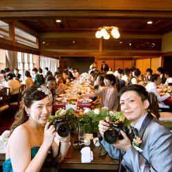 神戸迎賓館旧西尾邸での披露宴の写真 3枚目