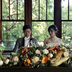神戸迎賓館旧西尾邸での披露宴の写真 31枚目