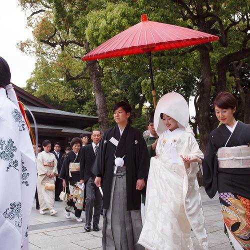 yuri_wedding417さんの明治神宮・明治記念館写真2枚目