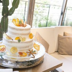 高砂、お花、ケーキ等の写真 2枚目