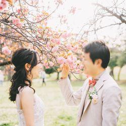 洋装前撮り~春~の写真 4枚目