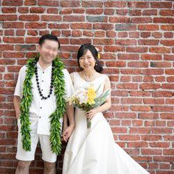 洋装前撮り -ハワイ-の写真 1枚目