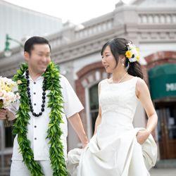 洋装前撮り -ハワイ-の写真 2枚目
