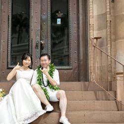 洋装前撮り -ハワイ-の写真 4枚目