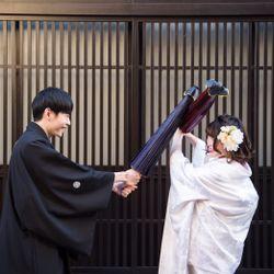 前撮り 京都前撮り美翔苑の写真 1枚目