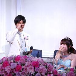 新婦余興(新郎サプライズ),嫁サプライズの写真 8枚目