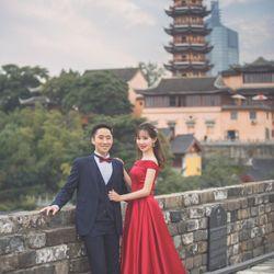 中国前撮りの写真 2枚目