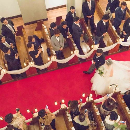 naopi.wdさんの大阪セントバース教会写真4枚目