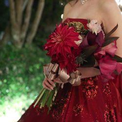 フォトスペース、ブーケ、装花の写真 6枚目