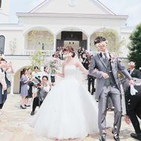 ___k_weddingさんのアルカンシエルガーデン名古屋カバー写真 9枚目