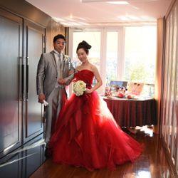 披露宴(ドレス)の写真 1枚目