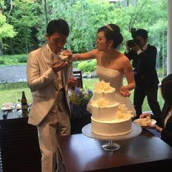 結婚式(self写真)の写真 6枚目