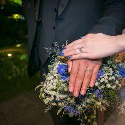 結婚式(日本庭園)の写真 1枚目