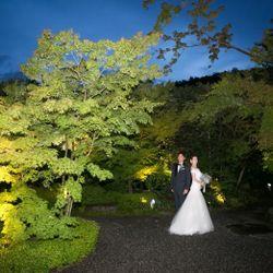 結婚式(日本庭園)の写真 5枚目