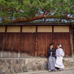 前撮り(和装_京都東山)の写真 7枚目
