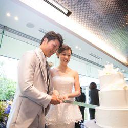 結婚式(披露宴入場〜お色直し退場)の写真 9枚目