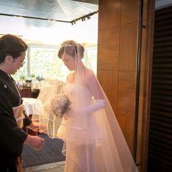 結婚式(お支度~挙式)の写真 12枚目