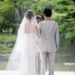 結婚式(お支度~挙式)の写真 5枚目