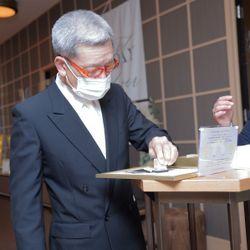 ゲストと作る結婚式証明書の写真 1枚目