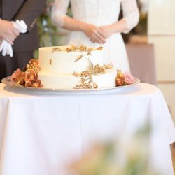 ウェディングケーキの写真 4枚目