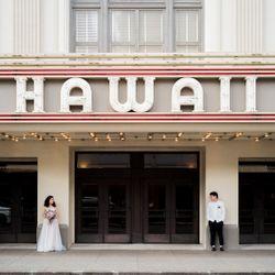 ハワイ前撮りの写真 3枚目