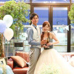 アルモニーヴィラ オージャルダン(HARMONIE VILLA EAU JARDIN)での結婚式