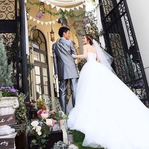 tomo.s_weddingさんの山手迎賓館 横浜写真2枚目