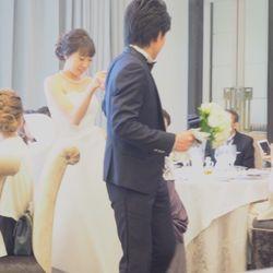 披露宴weddingdressの写真 1枚目