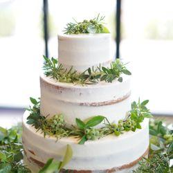 wedding cakeの写真 1枚目
