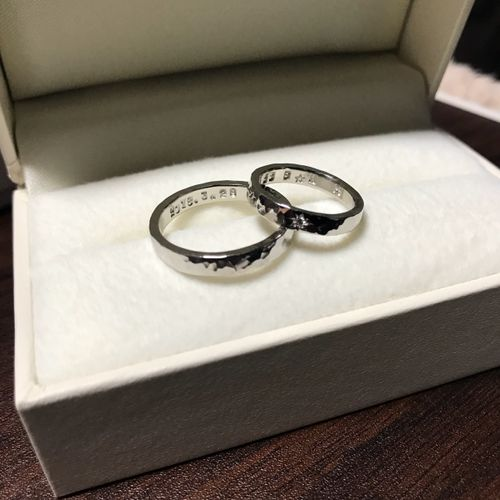 mii0328さんの結婚指輪の写真 48枚目