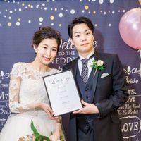 kanako_weddingさんのホテル椿山荘東京カバー写真 7枚目