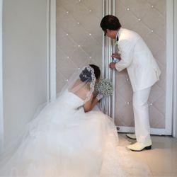 結婚式裏側の写真 21枚目