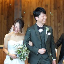 TRUNK HOTELでの結婚式