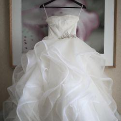 ウェディングドレス フォト用の写真 1枚目