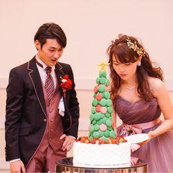 二次会ウエディングケーキの写真 4枚目