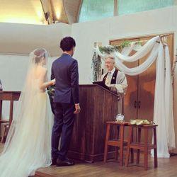 ラ・クラリエールでの結婚式