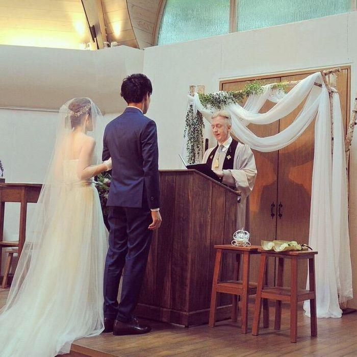ay.___weddingさんのラ・クラリエール写真1枚目
